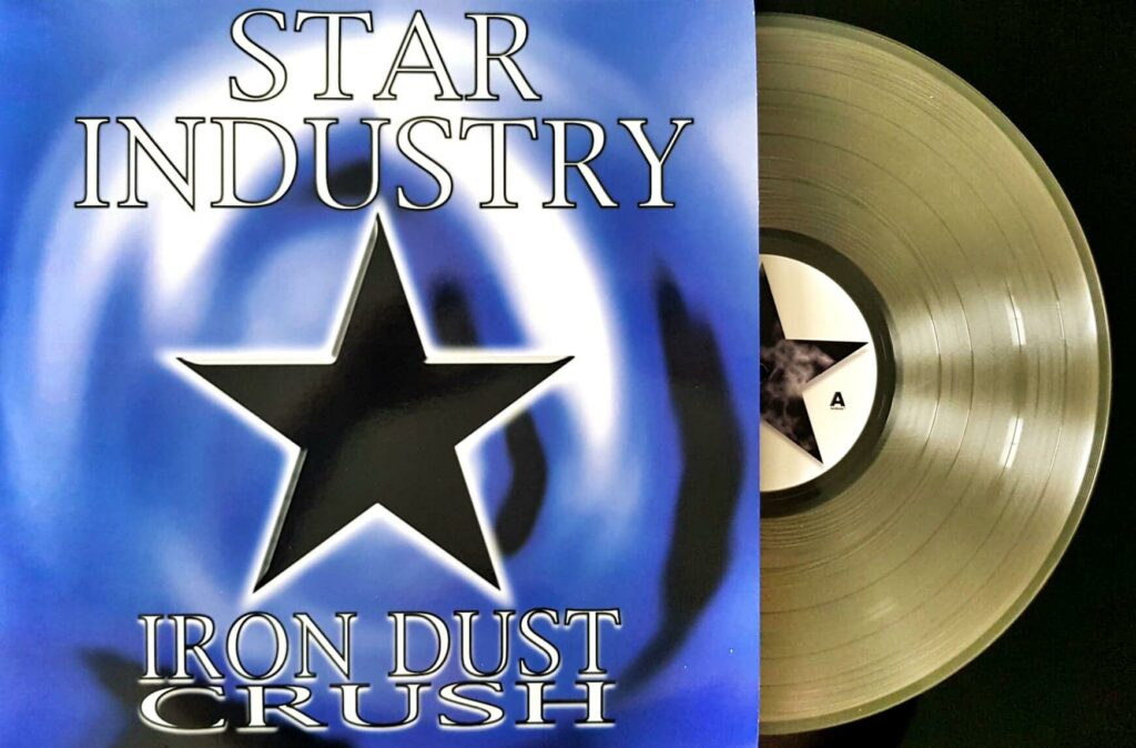Iron Dust Crush Vinyl